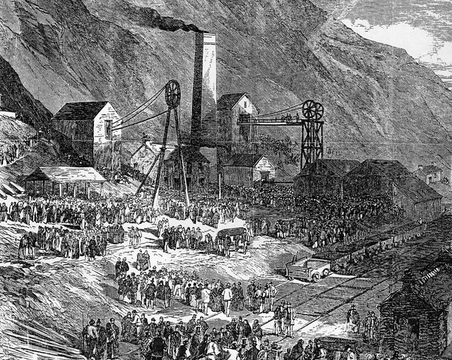 Файл:Ferndale Colliery Disaster.jpg