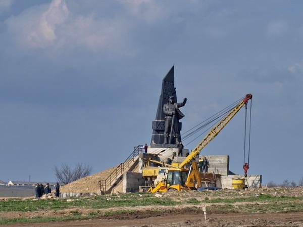 Файл:Памятник шахтерам Одесса 2.jpg
