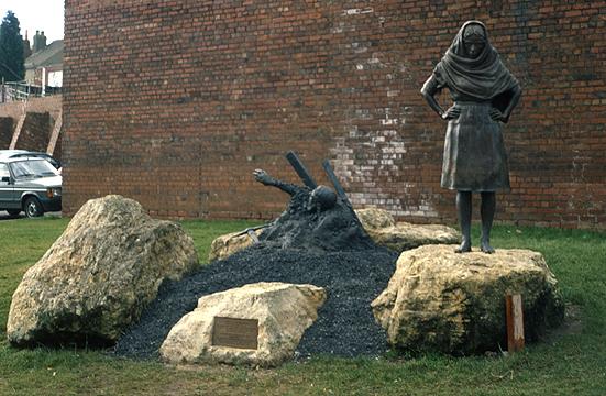 Файл:UK Miners Memorial-2.jpg