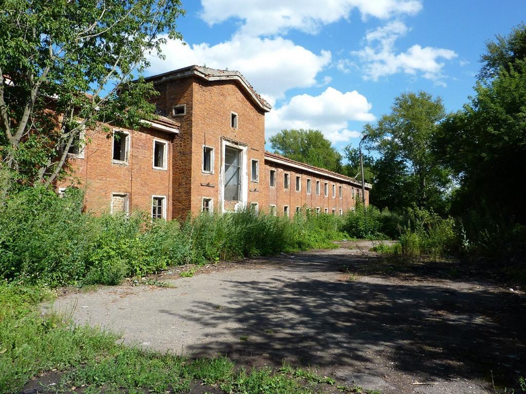 Файл:Территория шахты №15 Дубовская.jpg