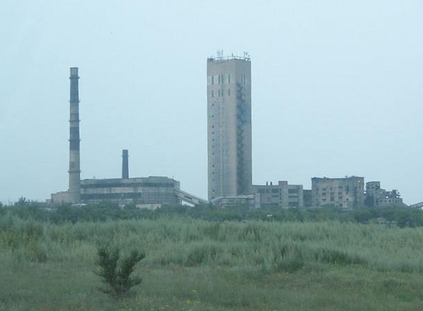 Файл:Шахта имени 50 лет революции 2012.jpg