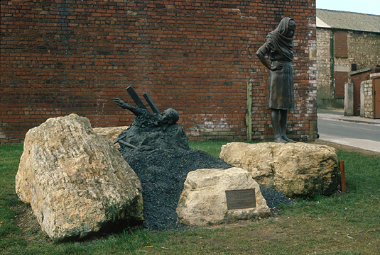 Файл:UK Miners Memorial-1.jpg