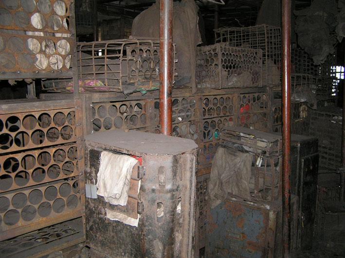Файл:Рабочая баня шахты Баракова сентябрь 2007-1.JPG