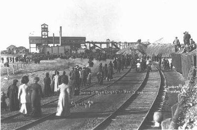 День аварии, 13-ого ноября 1909