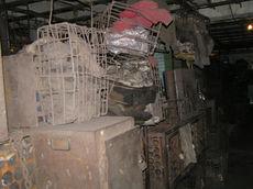 Рабочая баня шахты Баракова сентябрь 2007-9.JPG