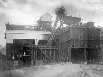 Шахта Баннер, Pratt Consolidated Coal Co.