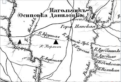 Рудник Вермана. 1913 год