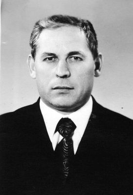 Адаменко Пантелей Иванович (10.08.1930 - 28.09.2000)