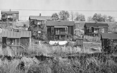 Дома шахтеров, Бирмингем 1935