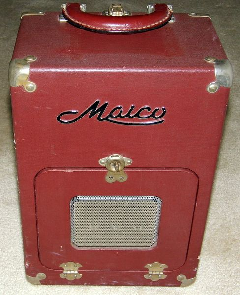 Файл:Vintage Maico Model F-1 Portable Audiometer Hearing Tester, Vacuum Tube Unit, Circa 1960s (16280400589).jpg