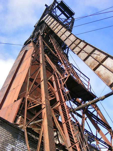 Файл:Копер шахты им. Абакумова.jpg