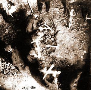 В забое шахты, 1931