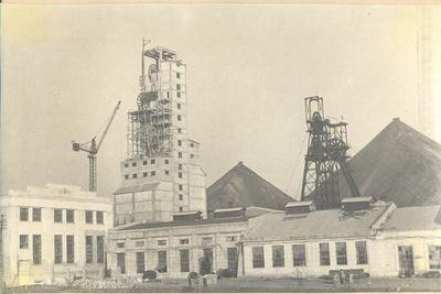 Копробункер шахты «Кочегарка»