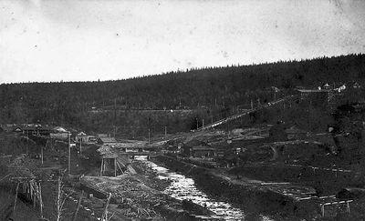 Княжеская копь 1900-е