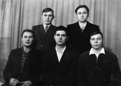 Звено Зыкова, 1963 год