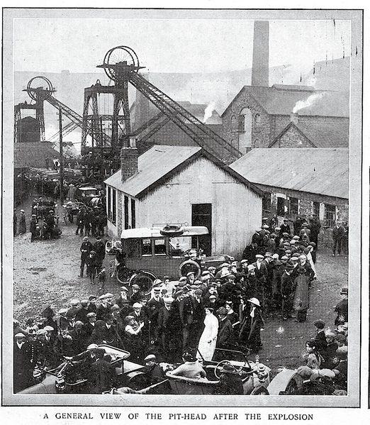 Файл:Senghenydd Explosion-27.jpeg