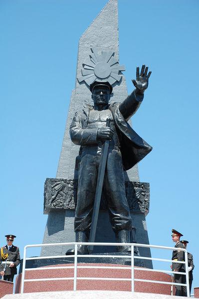 Файл:Памятник шахтерам Одесса.jpg