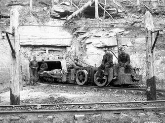 Шахта Сипси, округ Уокер 1913