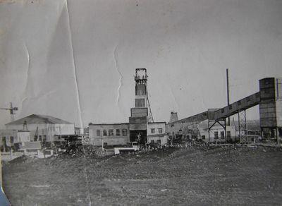 Строительство шахты «Волынская»