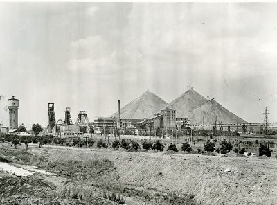 1 внутренний рубль шахты им. Абакумова, 1992 год
