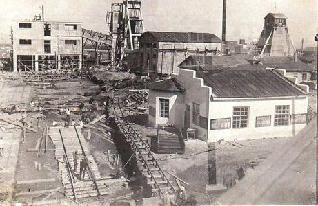 Строительство шахты 3-ц