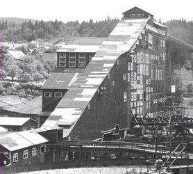 Обогатительная фабрика Глен Лайон, Глен Лайон