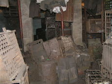 Рабочая баня шахты Баракова сентябрь 2007-3.JPG