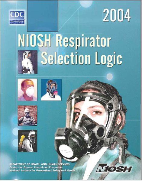 Файл:Руководство по выбору респираторов Национального института охраны труда (NIOSH) - обложка.jpg