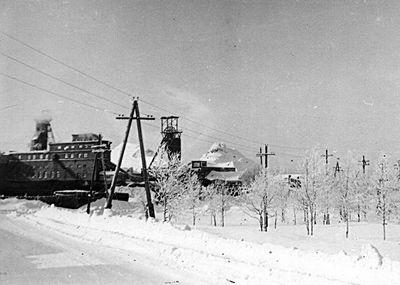 Шахта «Широковская», 1982 год