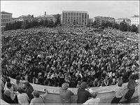 Шахтерская забастовка в Междуреченске-1.jpg