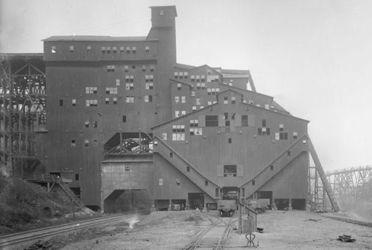Обогатительная фабрика Вудворд, Кингстон