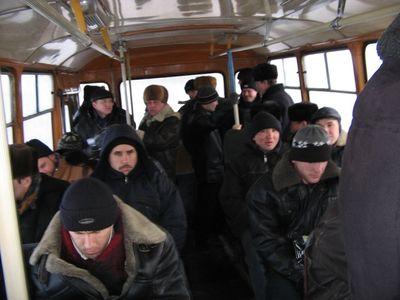 «Чистый» автобус