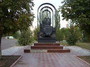 Памятник в Краснодоне.JPG