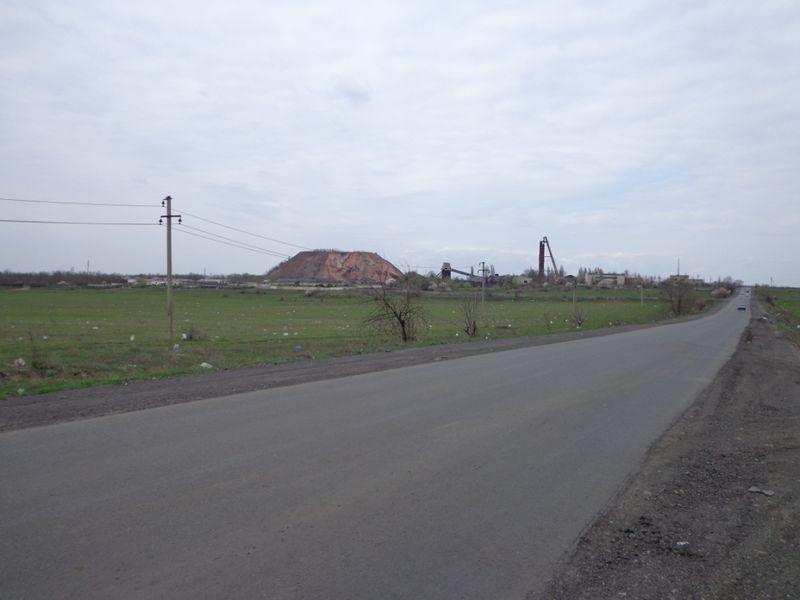 """Файл:Шахта """"Винницкая"""", весна 2013.JPG"""