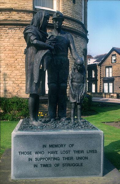 Файл:UK Miners Memorial-6.jpg