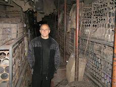 Рабочая баня шахты Баракова сентябрь 2007-12.JPG