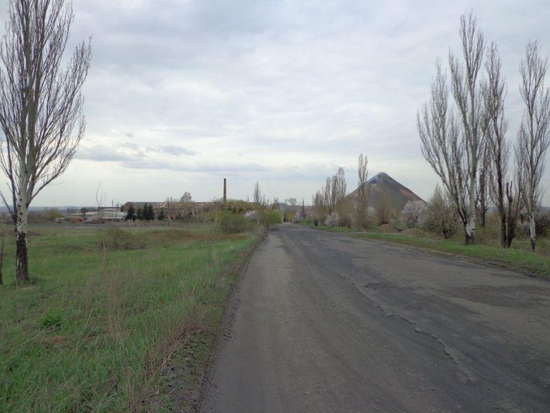 "Файл:Вид на шахту ""Кировская"".JPG"