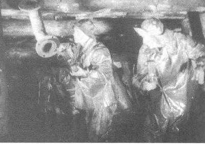 Затопленная «Кочегарка» 1942г.