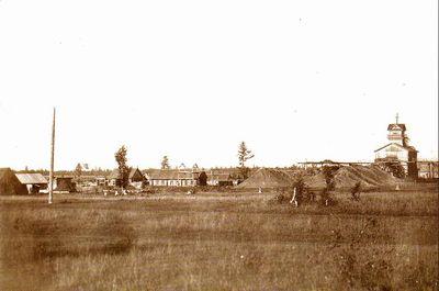Панорама Судженских копей, 1908 г.