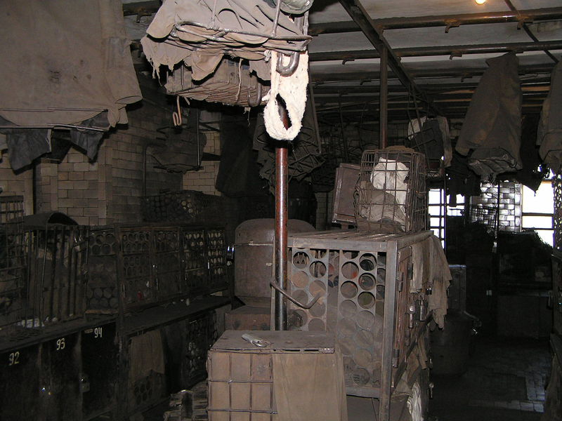 Файл:Рабочая баня шахты Баракова сентябрь 2007-2.JPG