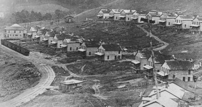 Клифтонвилль 1922