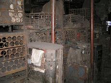 Рабочая баня шахты Баракова сентябрь 2007-1.JPG