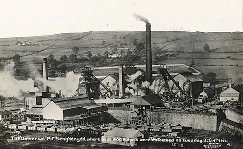 Рудник Universal Colliery