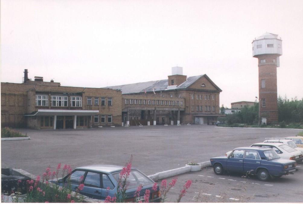 шахта восточная город инта фото