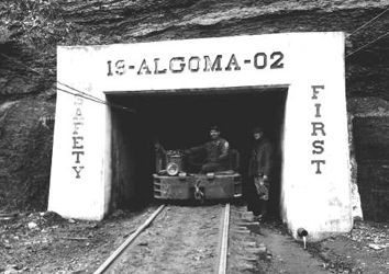 Algoma Coal Co. Алгома, округ Макдуэл