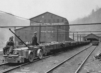 Amherst Coal Co. Шахта №2
