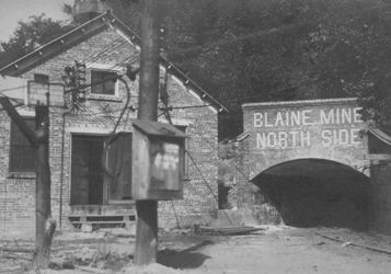 Blaine Mine  Elizabeth, Allegheny Co